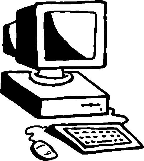 Computer clip art. Computers picgifs com