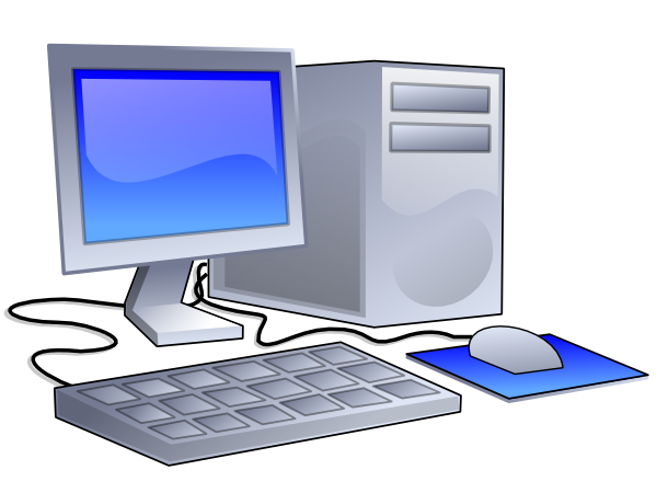 . Clipart computer