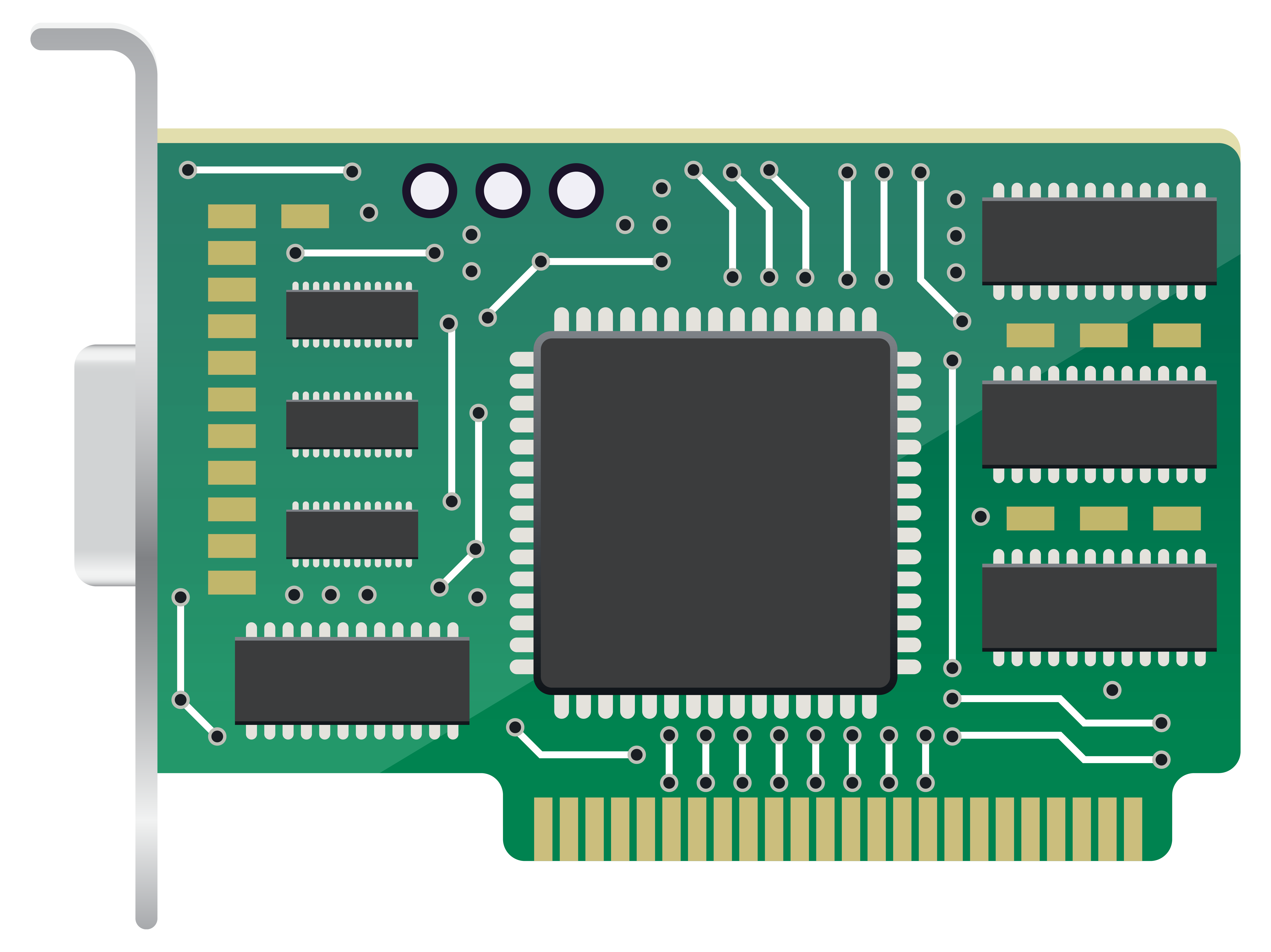 Computer clip art computer component. Special expansion card png