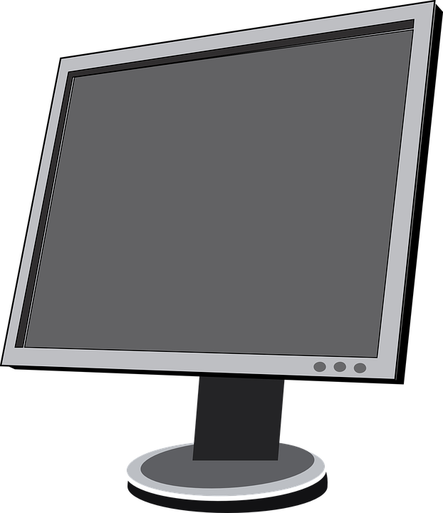 Clipart shop of cliparts. Computer clip art computer screen
