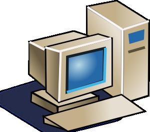 Clipart computer. Personal clip art at