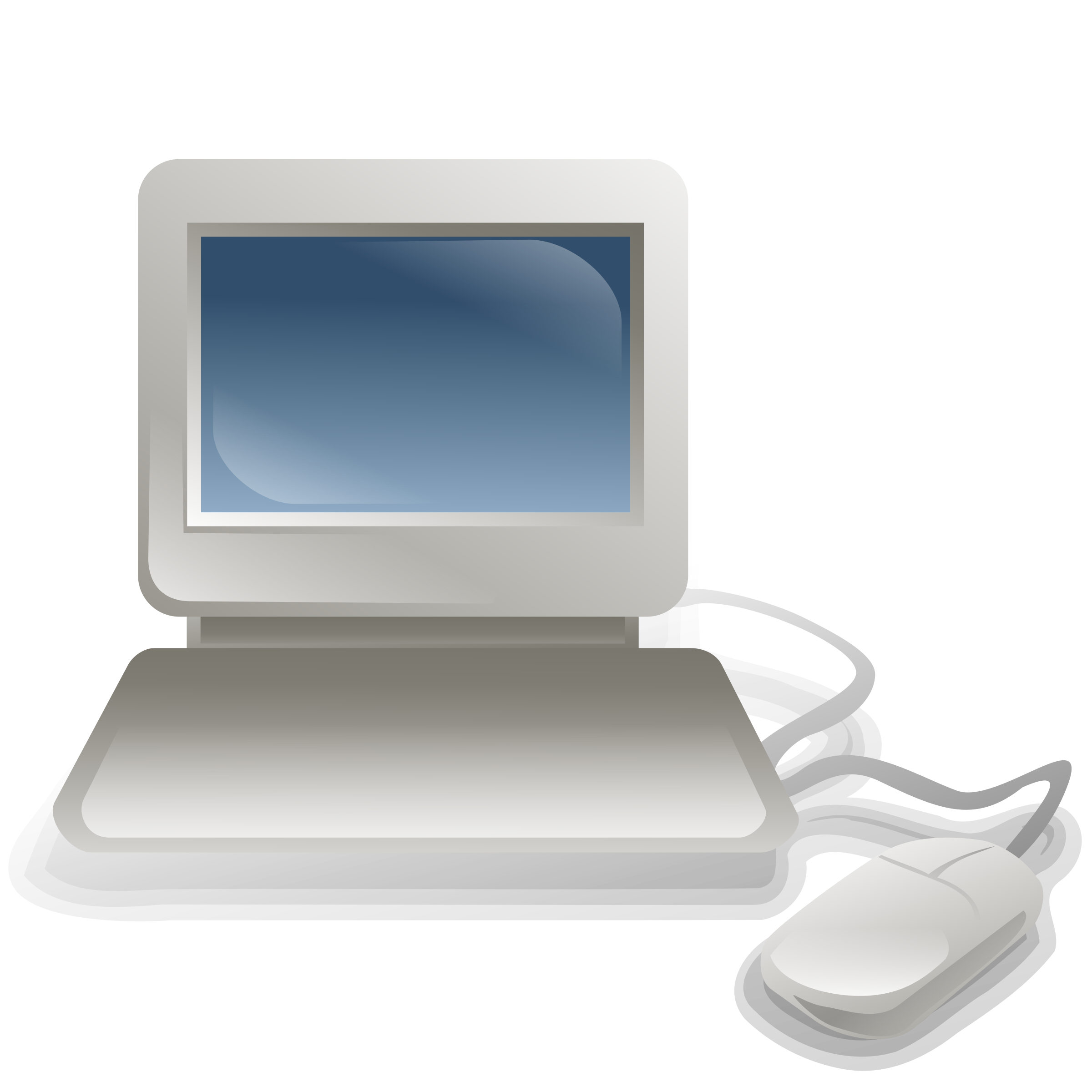Computer big image png. Electronics clipart electronic media