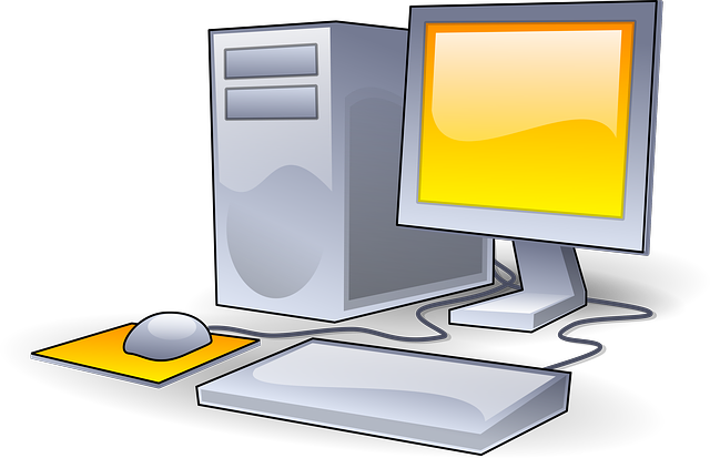 Welcome online learners itasca. Computer clip art computer workstation