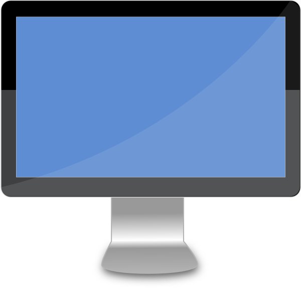 Website clipart computer area. Modern design clip art