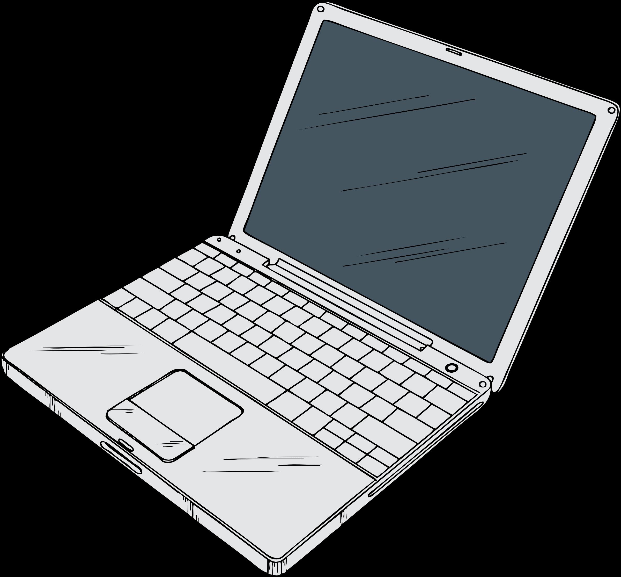 Electronics clipart tech. Powerbook big image png