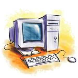 Computer clipart. Desktop image free images