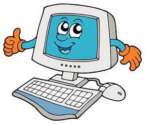 Computer panda free images. Computers clipart