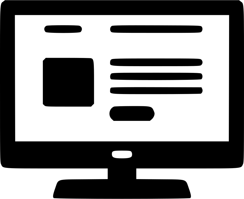 Account system svg png. Website clipart computer website
