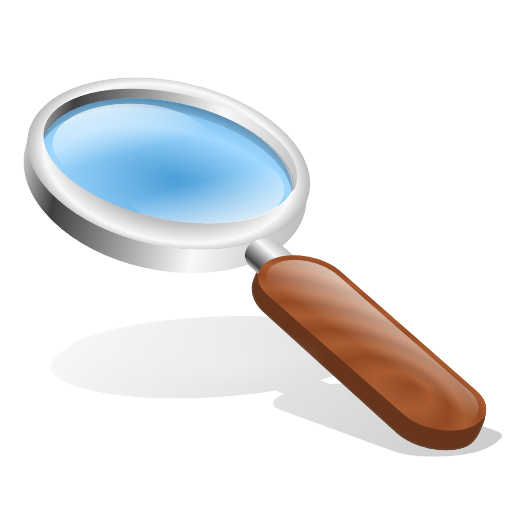 Person clipart magnifying glass. Displaying clipartmonk free clip
