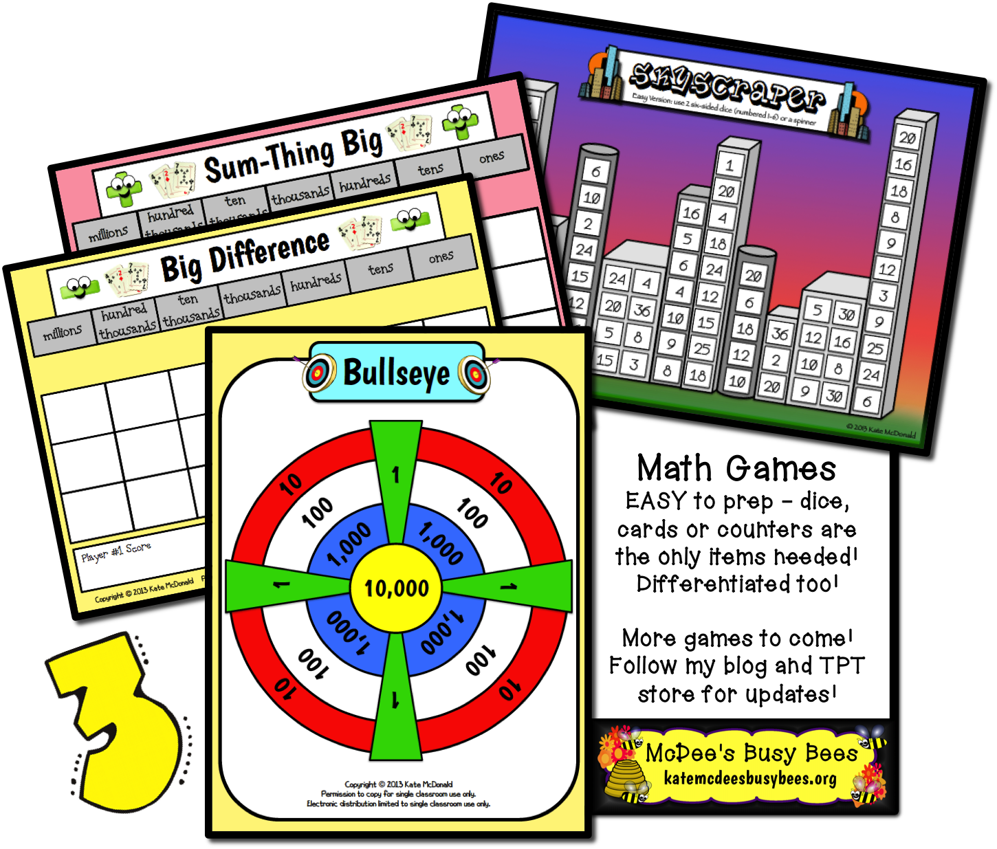 Math review student. Game clipart management game