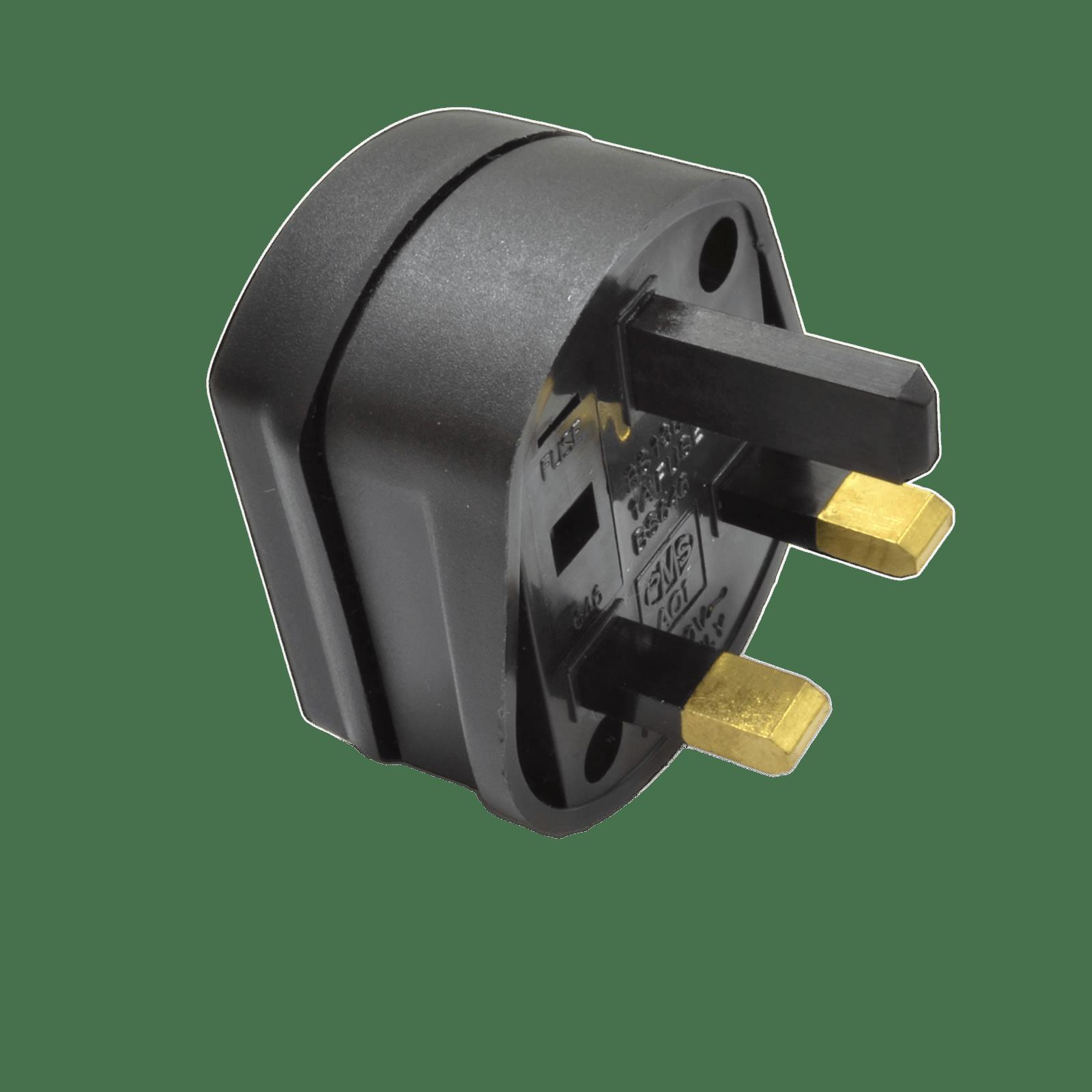 Uk black transparent png. Plug clipart extension