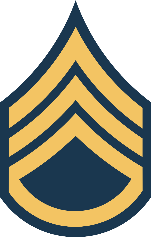 U s army sergeant. Computer clipart staff