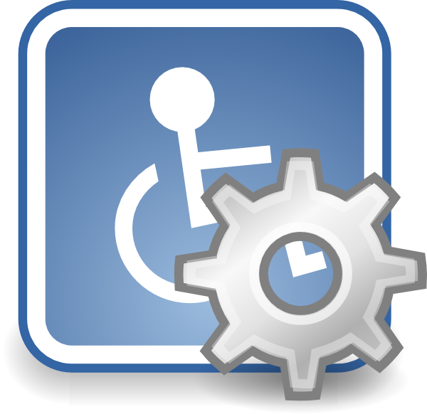 Technology clipart computer technology. Assistive