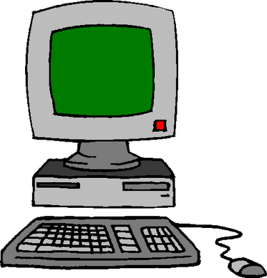 Computers clipart. Computer panda free images