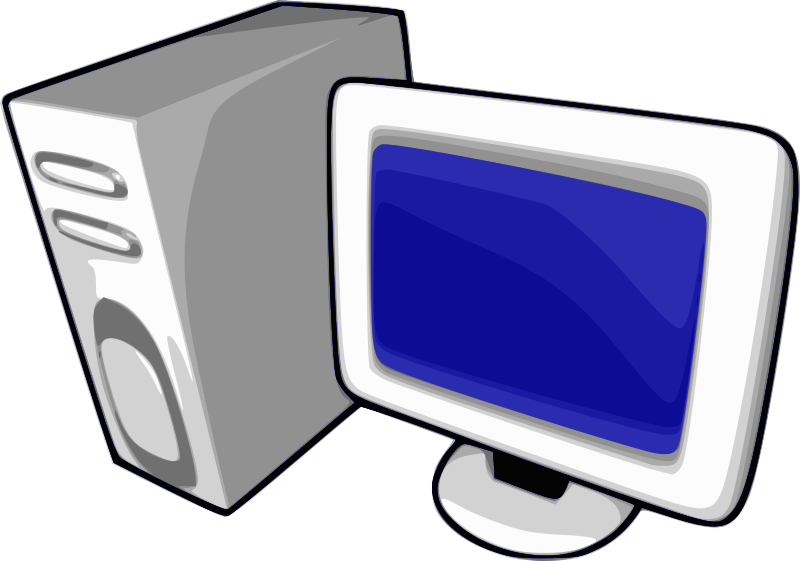 Gis computer medium image. Computers clipart pdf