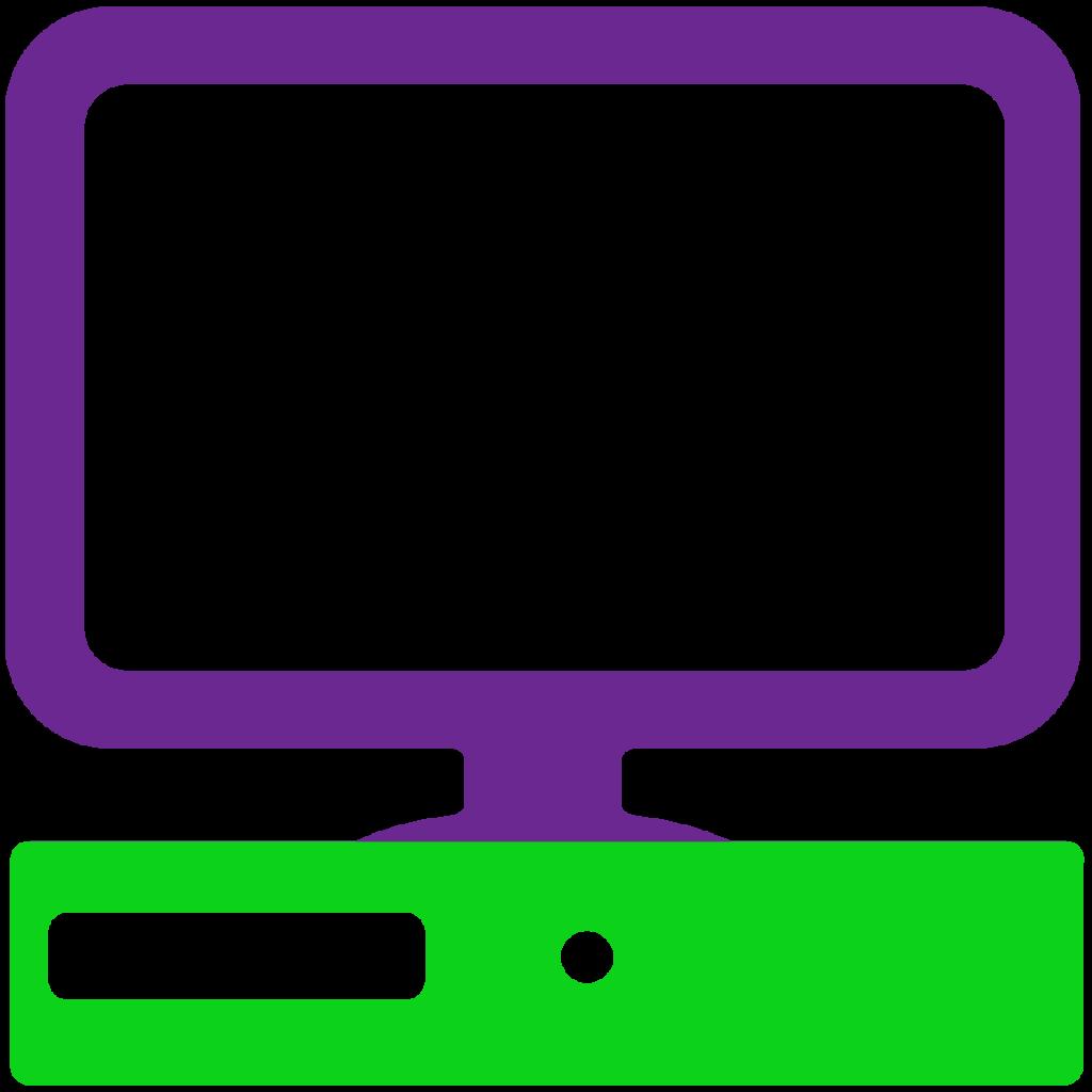 Should i buy a. Laptop clipart purple