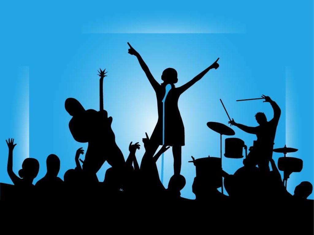 Images gclipart com . Clipart music concert
