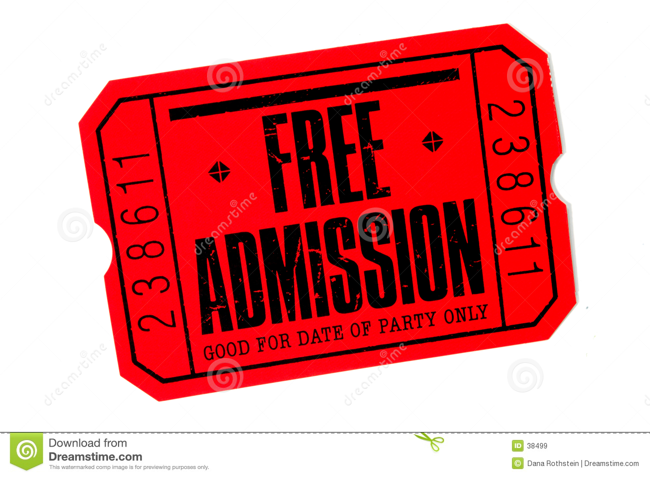 Raffle clipart admission ticket. Cliparts free download best