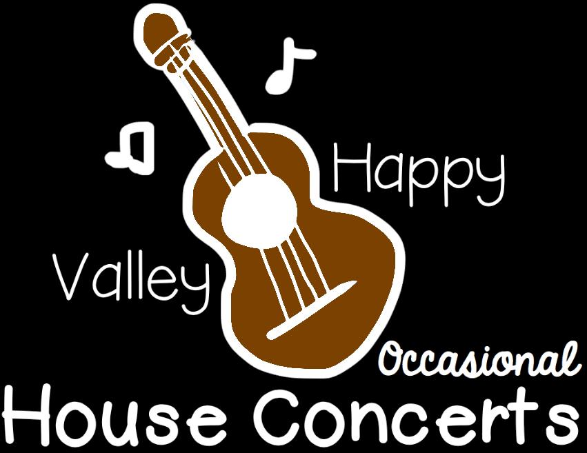 Logo white png happy. Concert clipart gospel concert