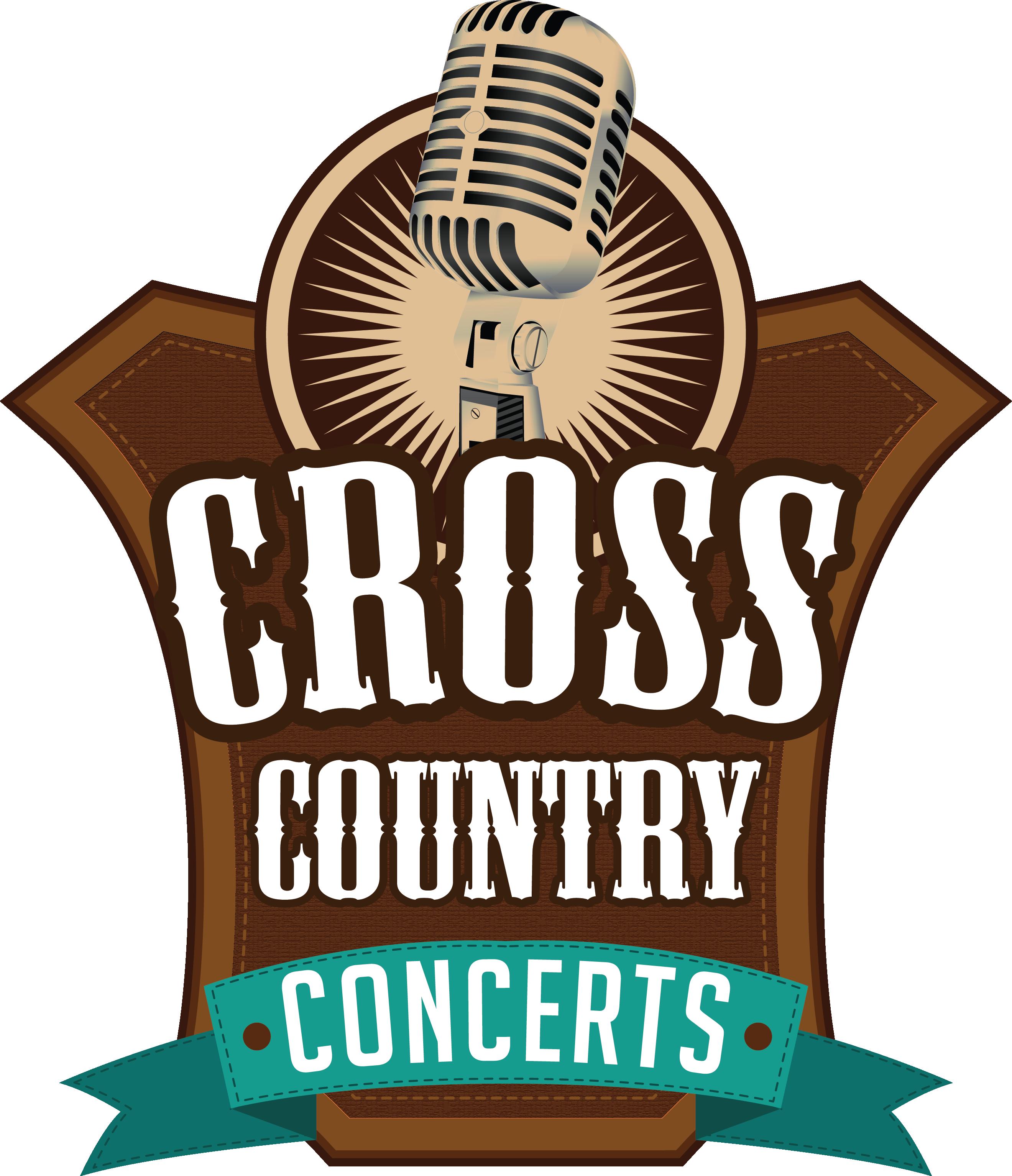 Concert clipart gospel concert. Cross country concerts