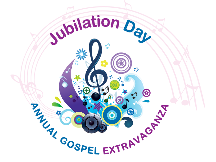 Special events jubilation day. Concert clipart gospel concert