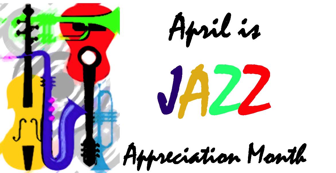 Jazz clipart jazz trio. Appreciation month concert