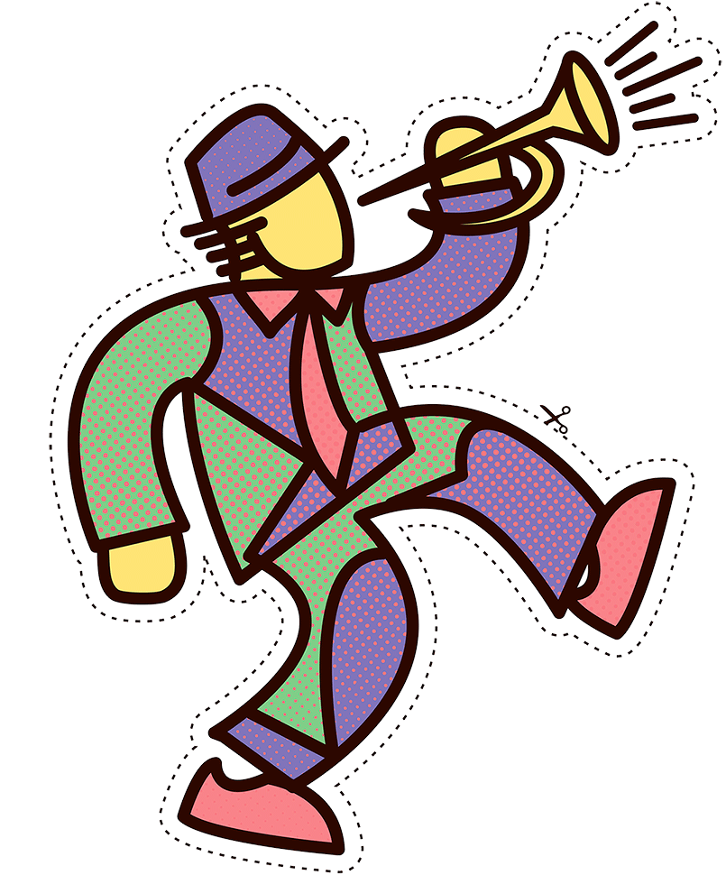 Get in on the. Jazz clipart jazz festival