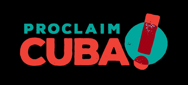 Worship proclaim cuba. Missions clipart evangelism