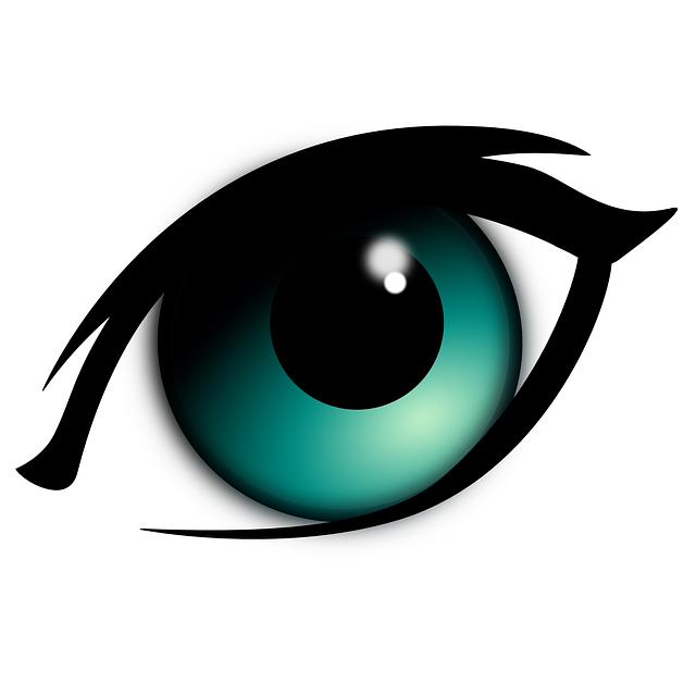 What to say when. Eyebrow clipart eyelid