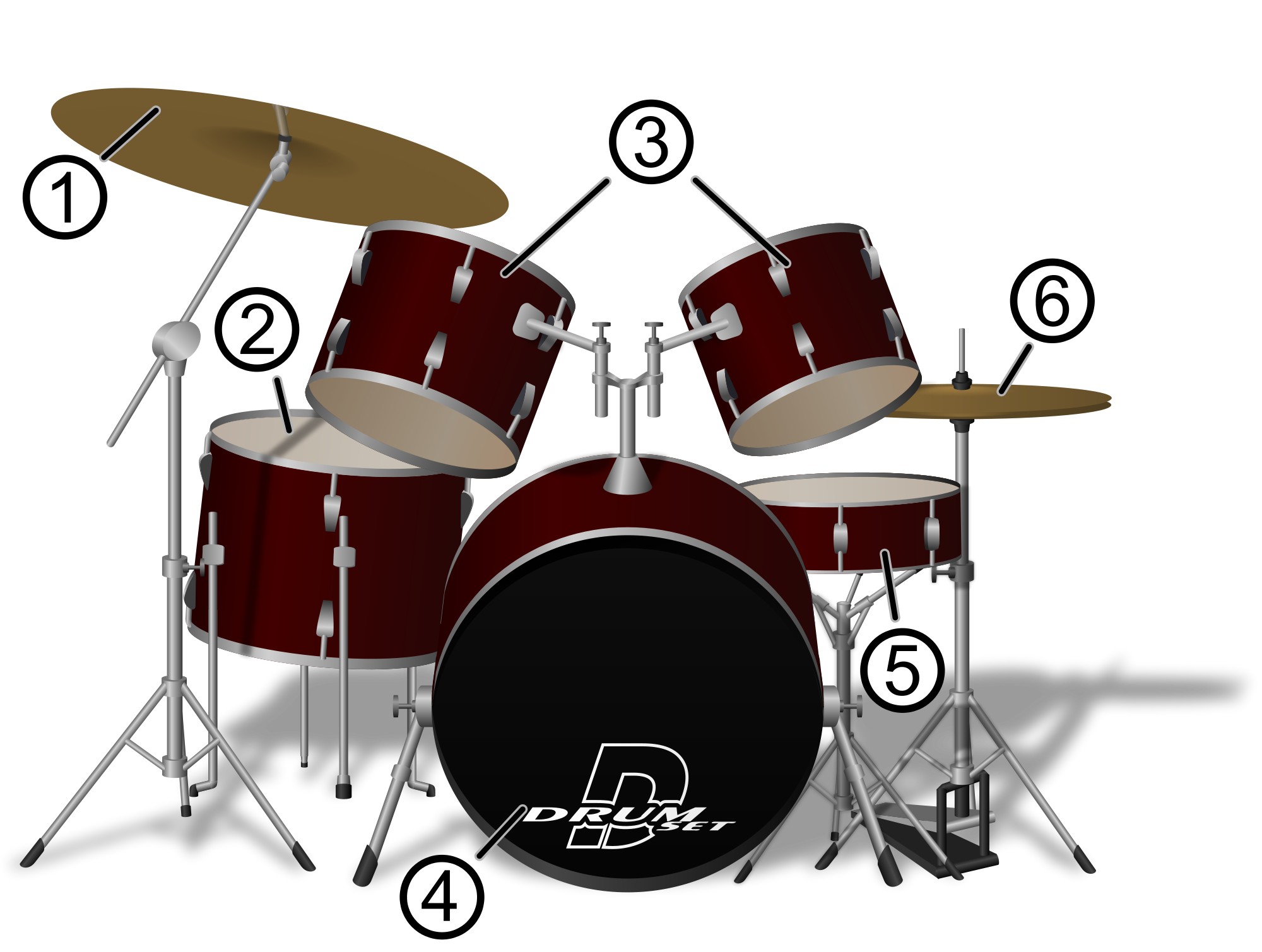 drums clipart drum chinese