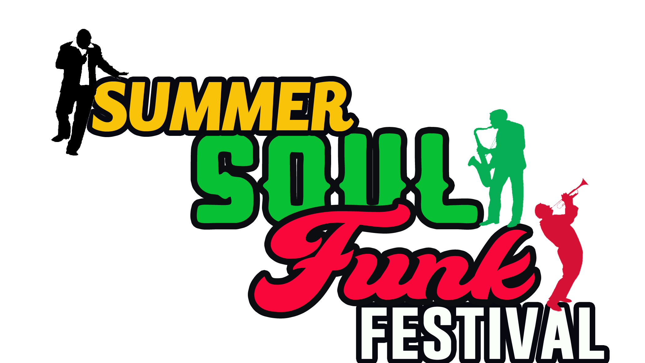 Summer soul funk festival. Fundraiser clipart vendor fair