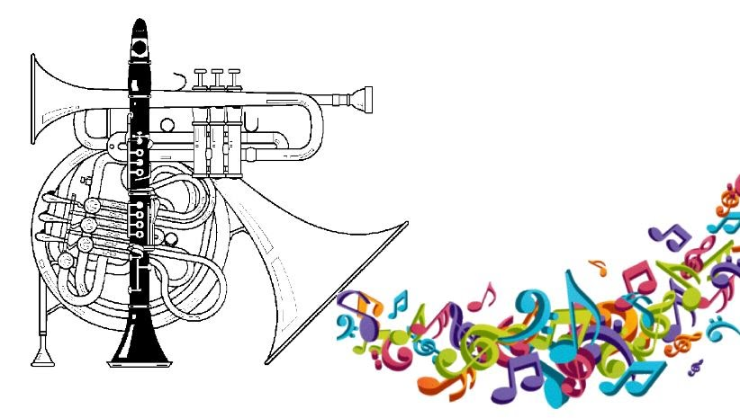 Free on bartlesville public. Concert clipart symphony band