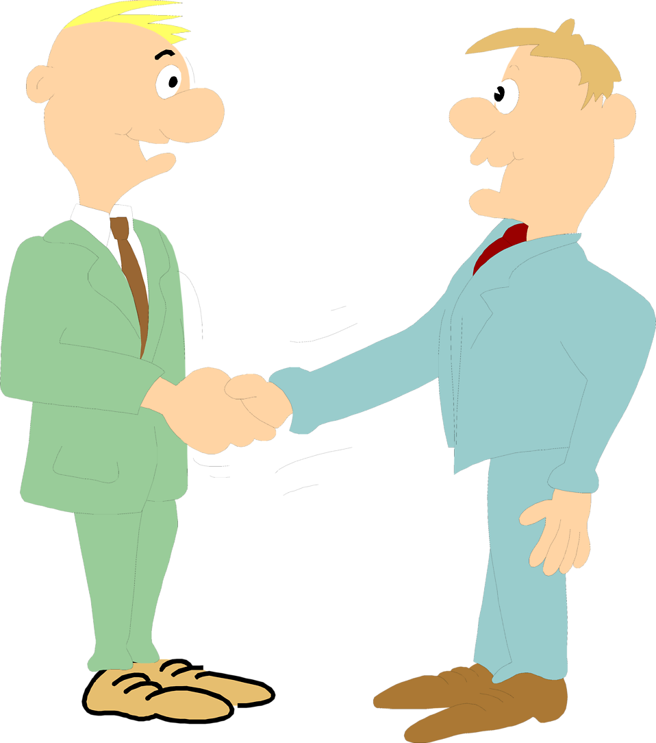 collection of d. Handshake clipart welcome