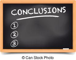 conclusion clipart coclusion