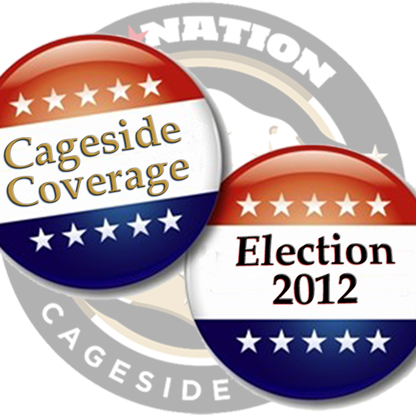 Presidential election results information. Voting clipart popular vote