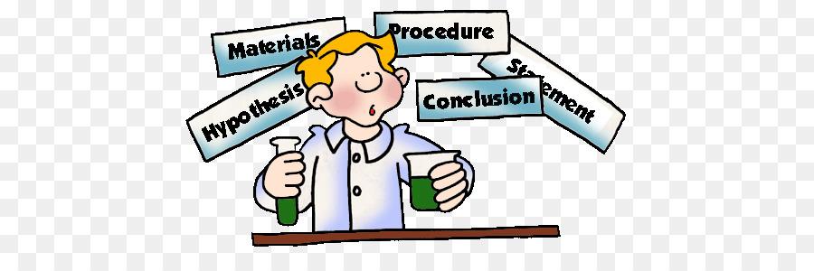 Scientist cartoon science research. Hypothesis clipart control