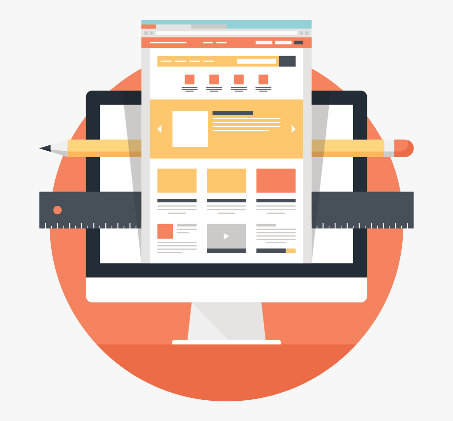Website clipart technology. Front end development png