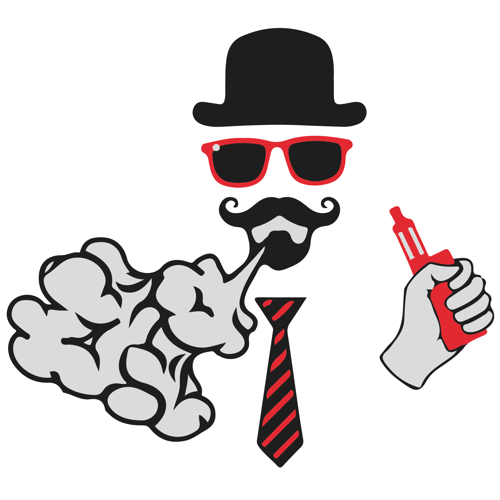 Beginners guide to vaping. Thumb clipart honest