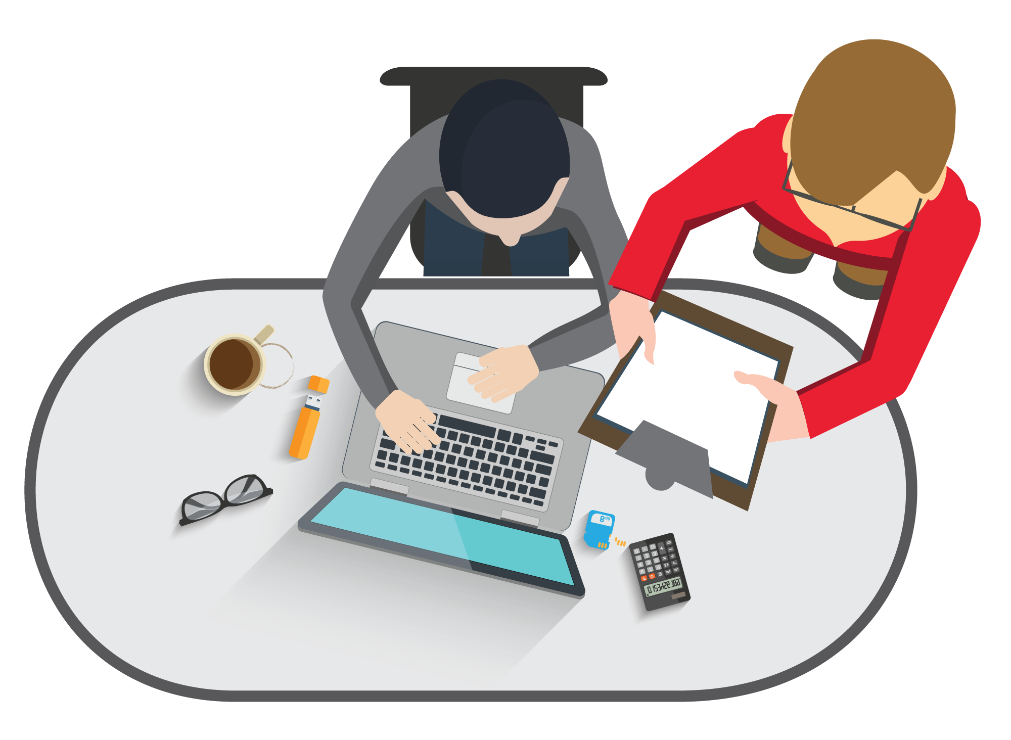 Debate clipart employee referral. How to perform usability