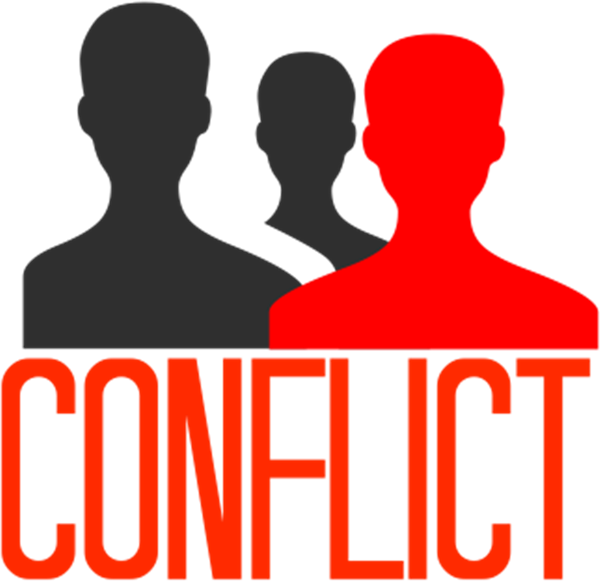 Negotiation resolution experts psychological. Conflict clipart conflict management