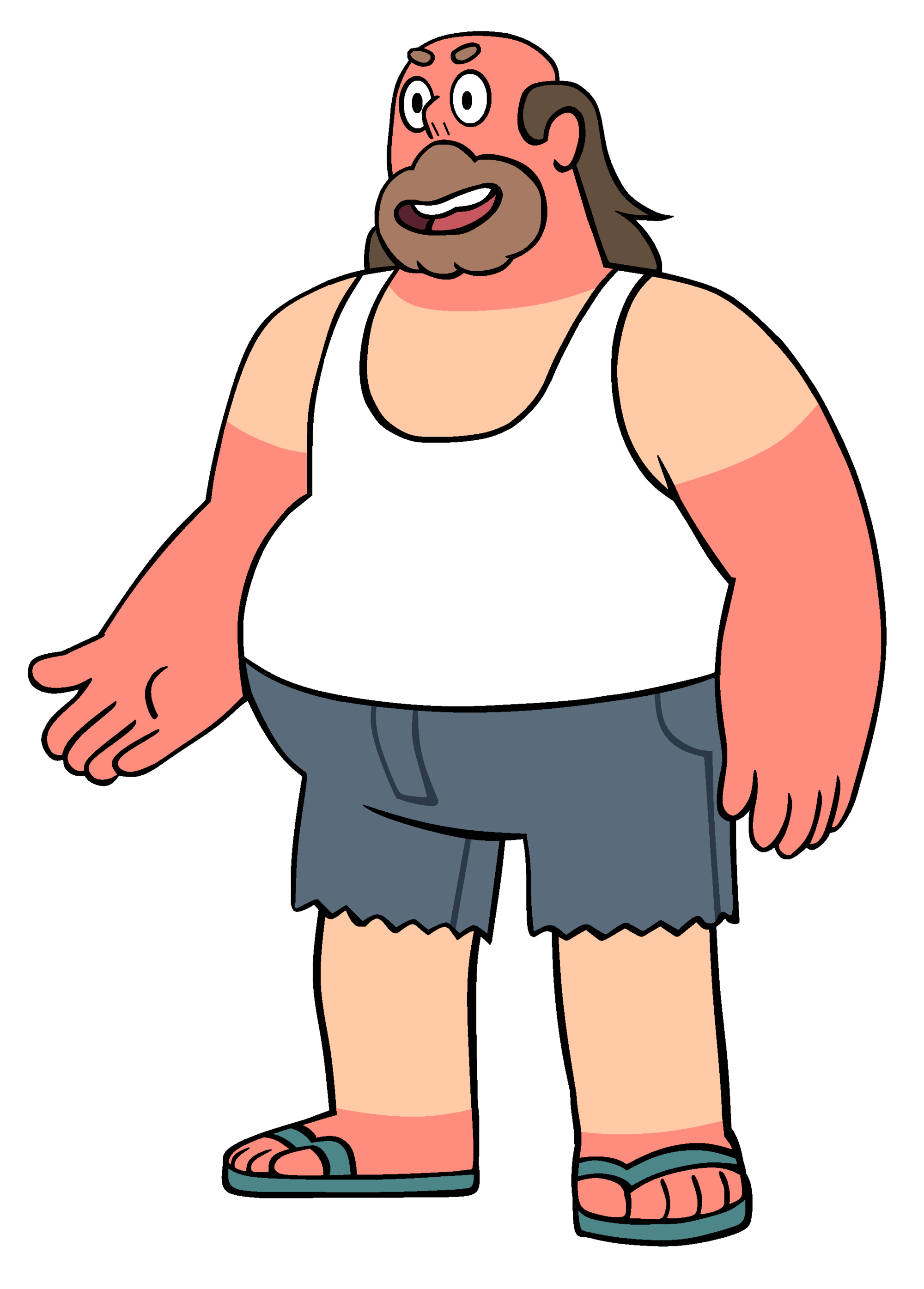 Greg universe steven wiki. Manager clipart one man