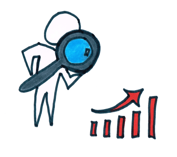 How to verify your. Statistics clipart increased