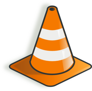 Cone clipart. Traffic clip art at