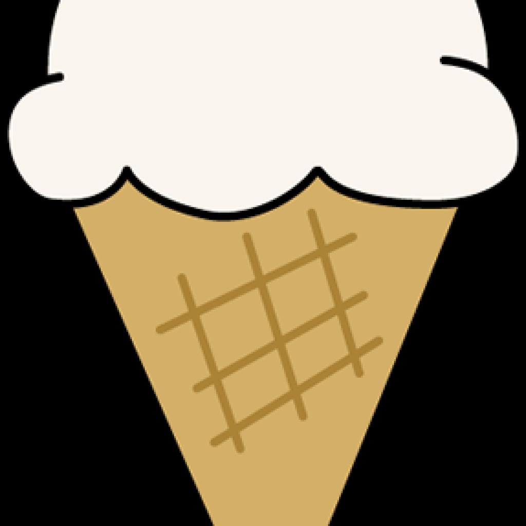 Cone clipart. Pig hatenylo com vanilla
