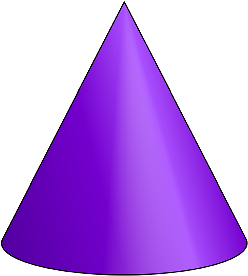 Pyramid Shape Clipart, HD Png Download - vhv