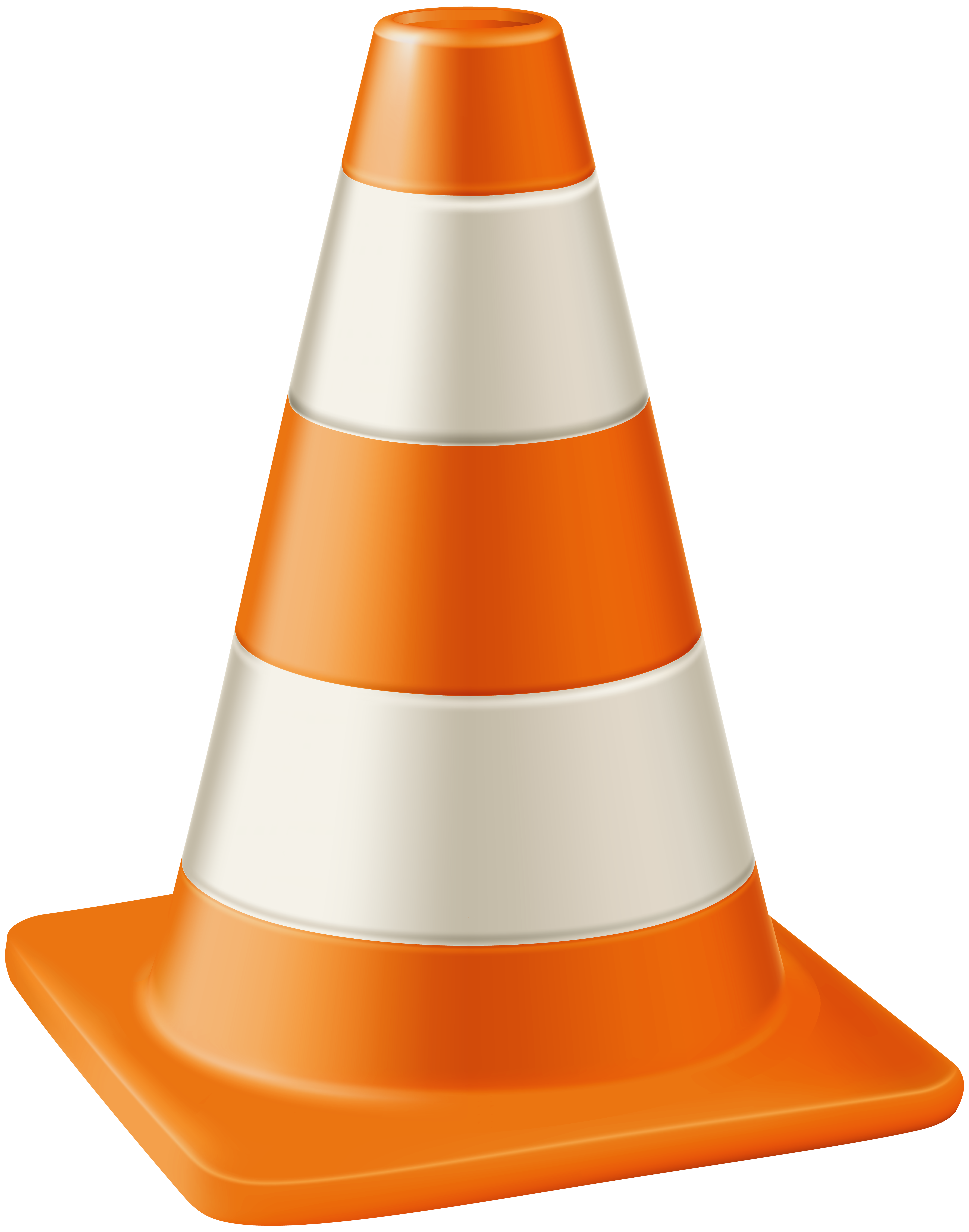 Traffic transparent png clip. Cone clipart