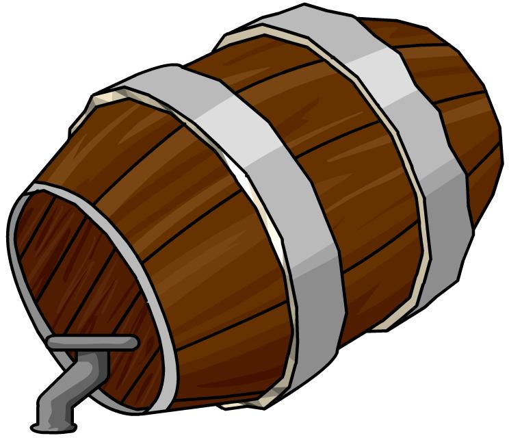Cone barrel