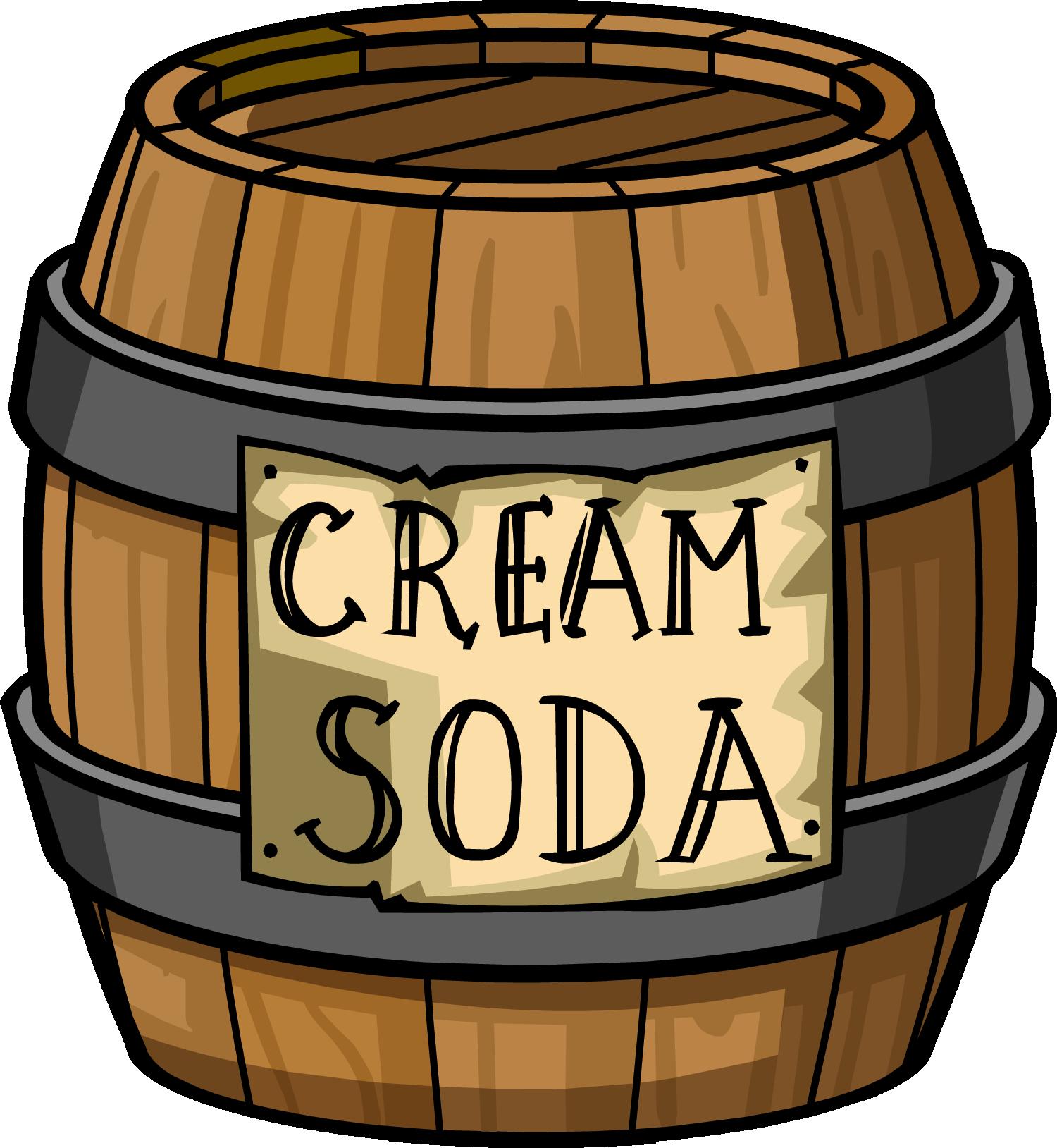 Cream club penguin wiki. Purple clipart soda