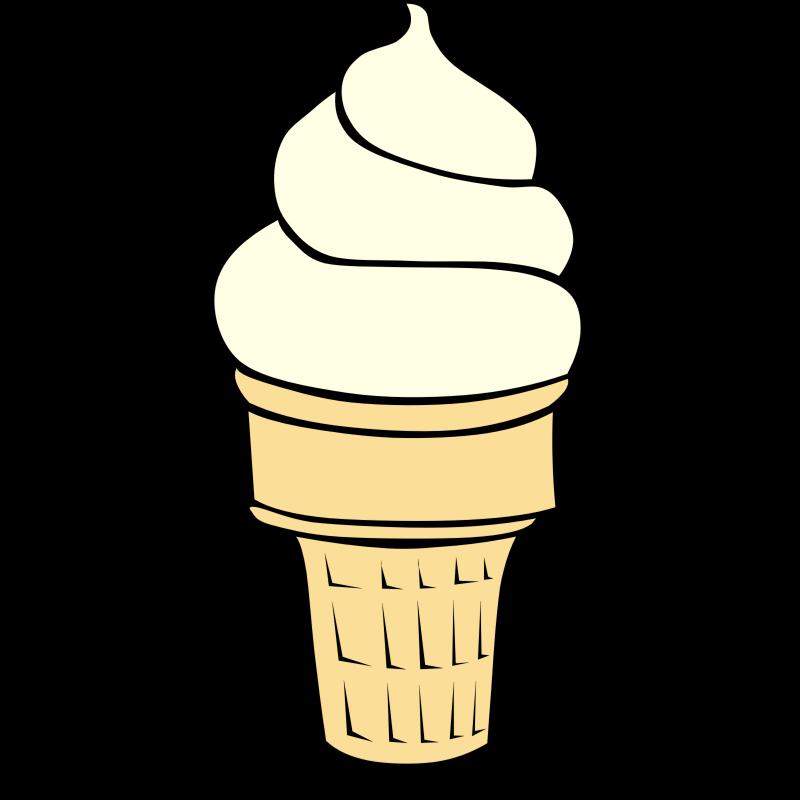 Icecream clipart small.  collection of vanilla