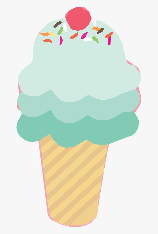 cone clipart creame